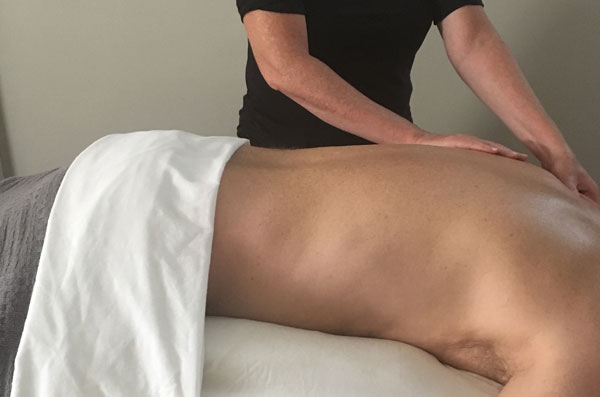 Back Massage - Touch Works London