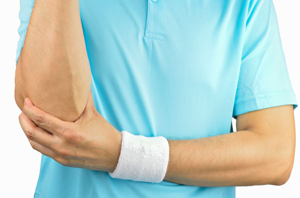 Tennis Elbow - Touch Works London